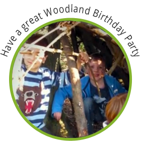 Have a great woodland birthday party